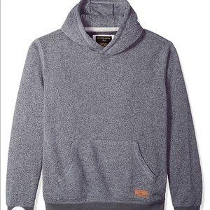 Quiksilver Men's Keller Hood Fleece Hoodie Jacket